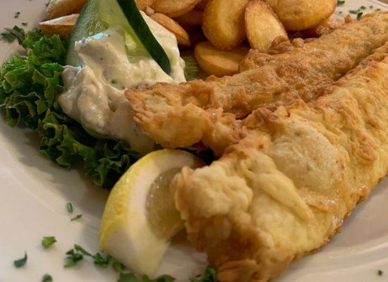 Unsere Fisch Spezialitäten